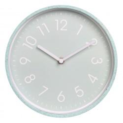 zegar ścienny MINT kol. MIĘTOWY, średn.20 cm-MC