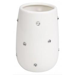 Kubek KOSMOS, śr.8cm, wys.11cm, kol. biały