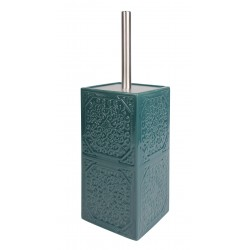 Szczotka do WC MAUR, 10,5x10,5x33 cm, kol.morski