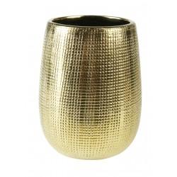 Kubek MIDAS, 8x8x10,5 cm, kol. złoty