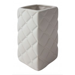 Kubek PUNCH, 6,5x6,5x12 cm, kol. kremowy