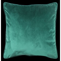 Poduszka VELVET 45x45 cm, kol. zielony